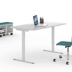 Augstumā regulējami galdi birojam